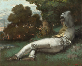 Gustave Courbet – SOLD