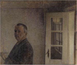 hammershoi_self_portrait