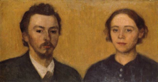 hammershoi_with_wife