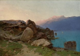 Alexandre Calame – SOLD